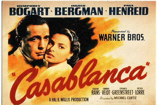 CANCELED - Casablanca (1942)