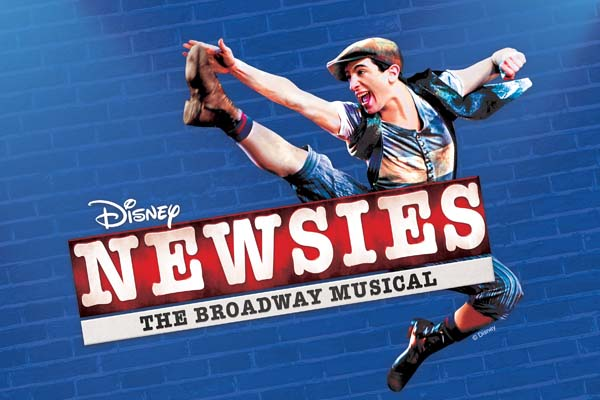 'Newsies' presented by The Vault Theater Company