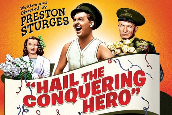 Summer Classics: Hail the Conquering Hero (1944)