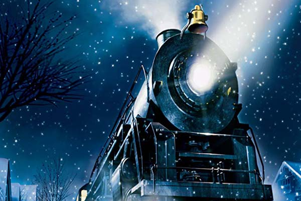 Majestic Theater Holiday Film Fest The Polar Express 2004