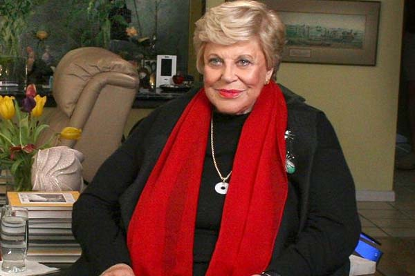 Kaye Ballard: The Show Goes On!