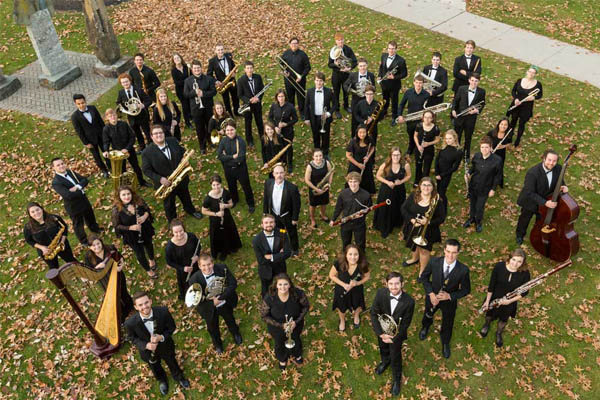 Wind Symphony & Percussion Ensemble: Masterworks!