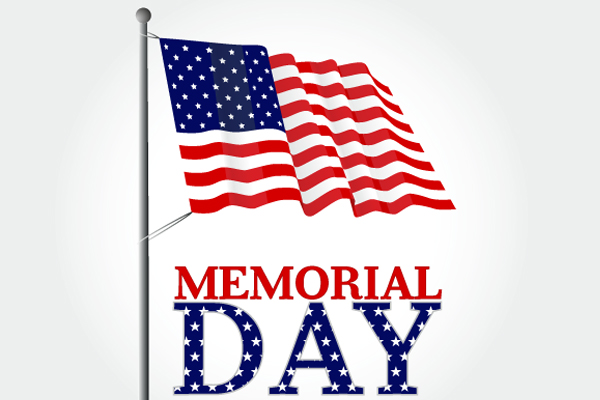 Memorial Day - Theater Closed