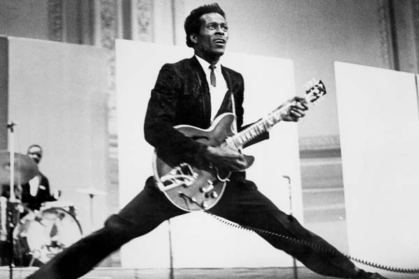 Chuck Berry: The Original King of Rock & Roll
