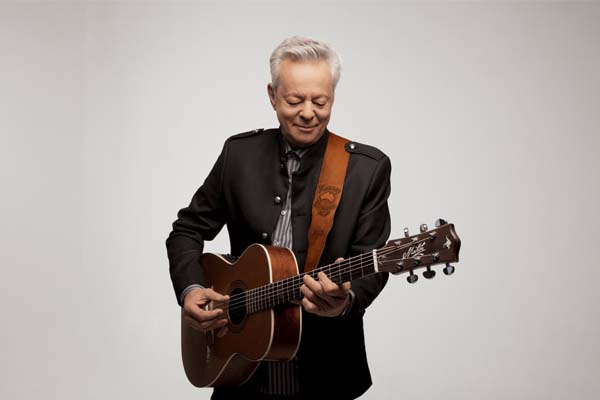 Tommy Emmanuel, CGP, with Special Guest Sean Rowe