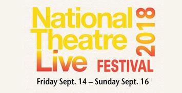 NT Live Festival block