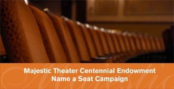 Centennial Endowment Name a Seat Campaign