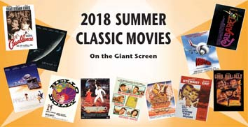Summer Classic Movies Block Template