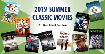 Summer Classic Movies 2019