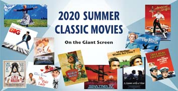 Summer Classic Movies 2020