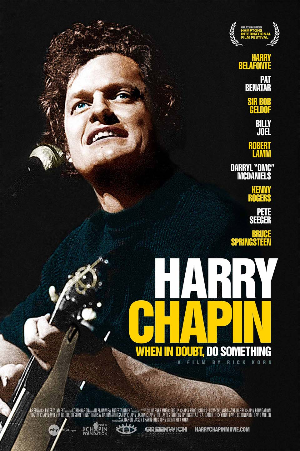 Harry Chapin Poster