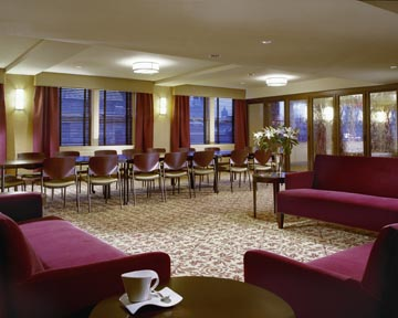 Patrons' Lounge